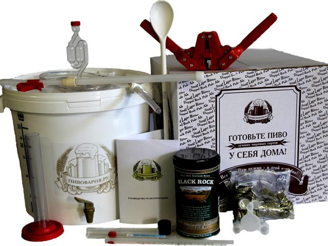 Домашняя мини-пивоварня Профи артикул 000164