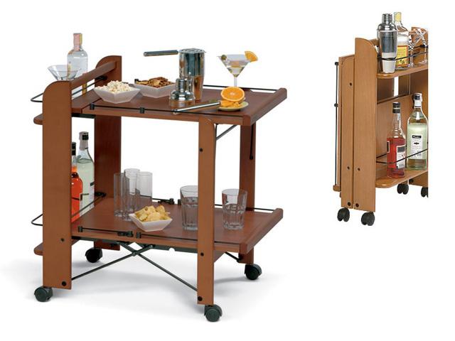 сервировочный столик своими руками