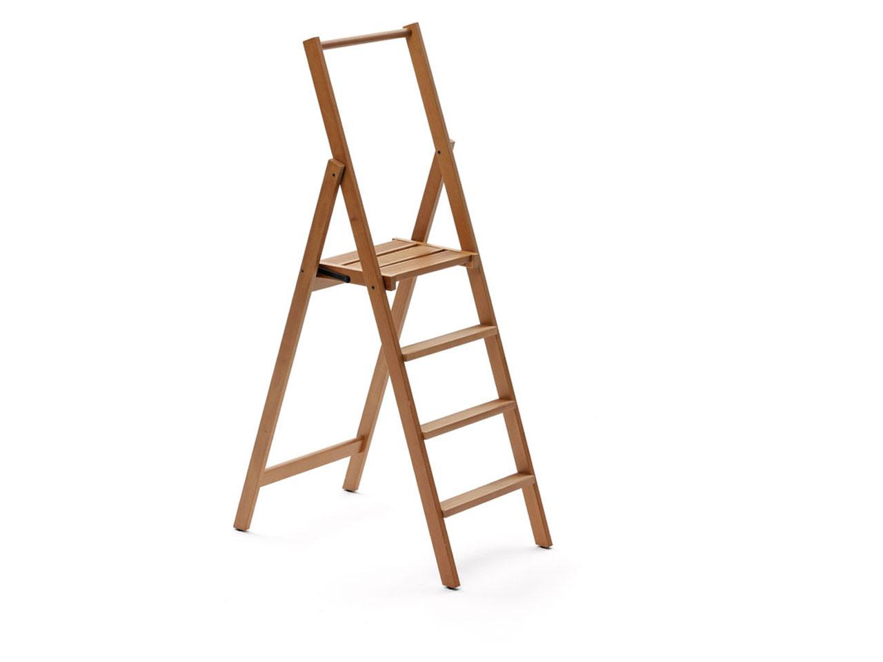 Лестница для дачи своими руками проф труба стремянка