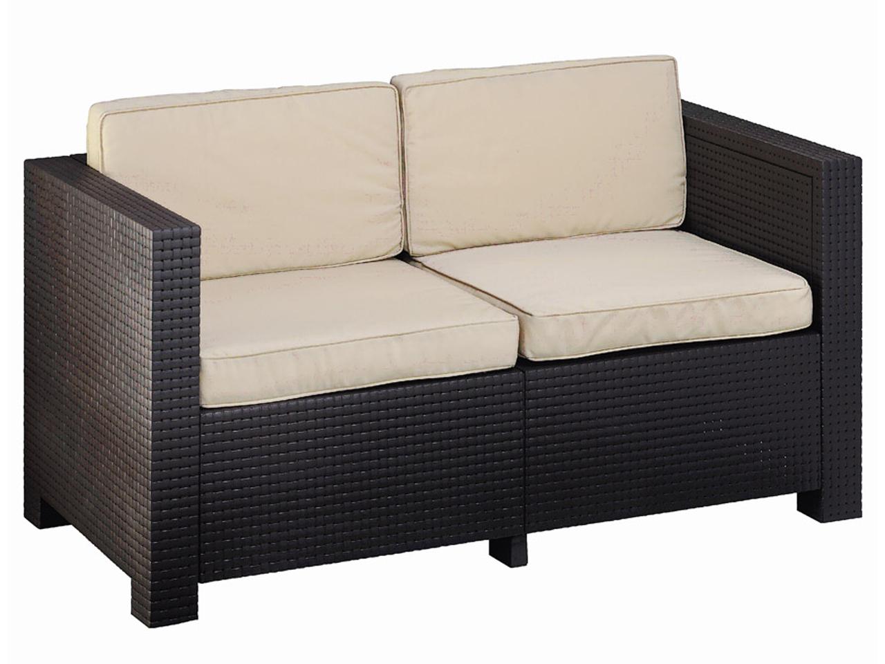 Пластиковый диван Москва