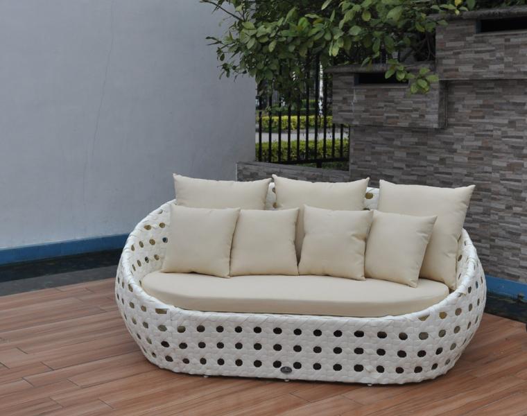 Садовая мебель для дачи из натурального ротанга  Купить