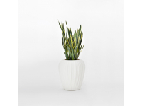 Кашпо пластиковое Skin Pot S No Light Indoor-Outdoor, 550x550x600 мм
